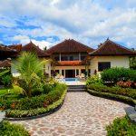 north bali seafront villa for sale