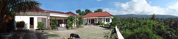 bali sea view villa for sale