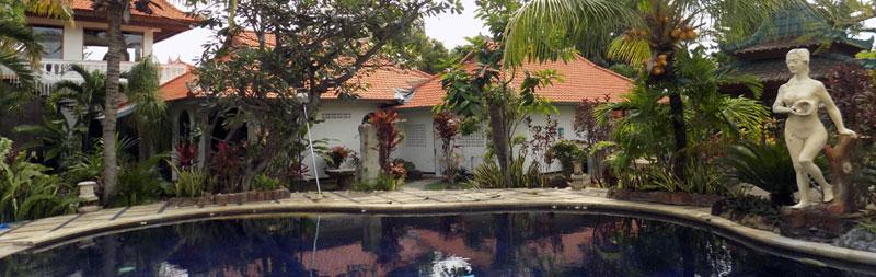 Bali Lovina beach villa for sale