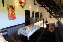 bali beachfront villa for sale lounge