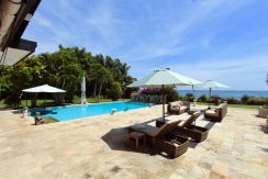 bali beachfront villa for sale pooldeck