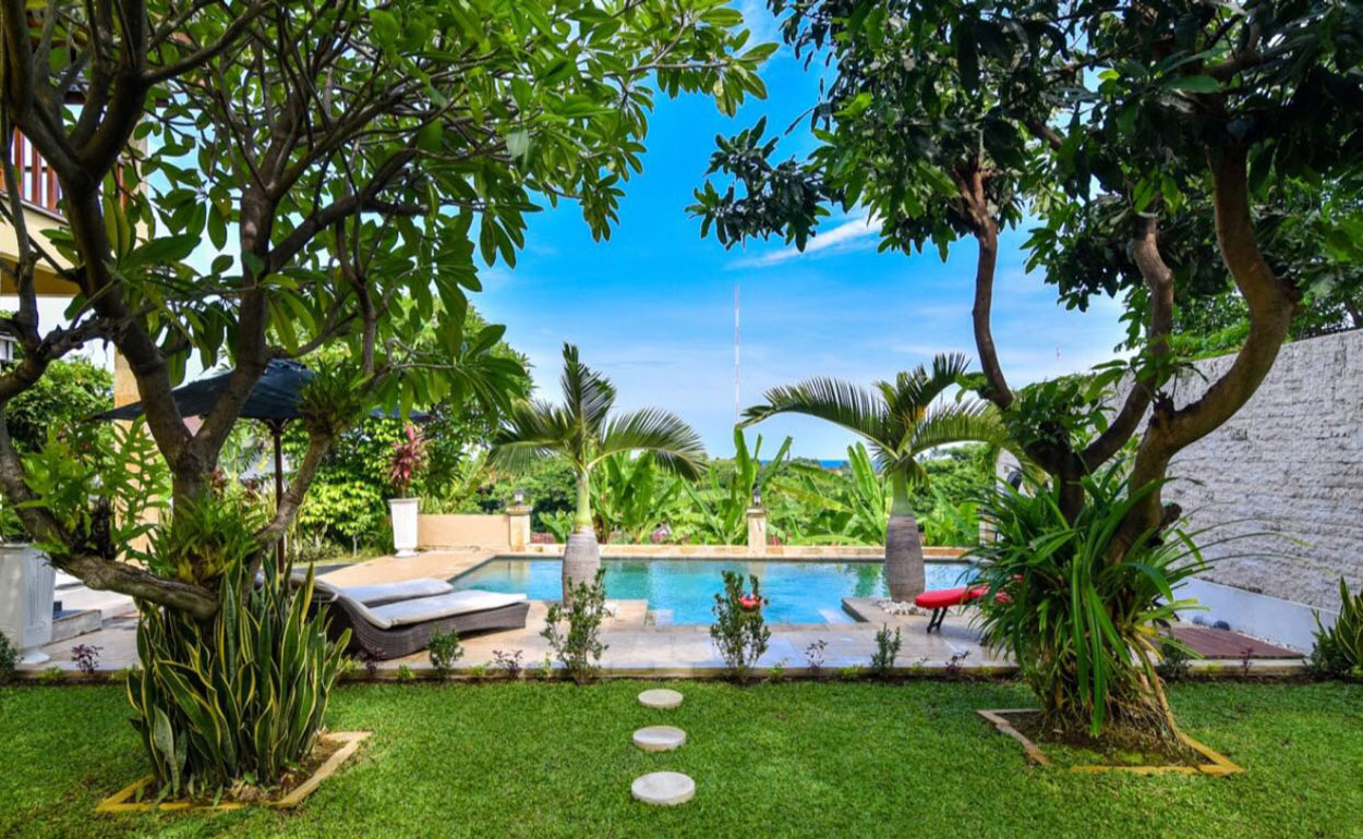 Lovina Ocean View Villa – 3 bedroom with private pool for sale